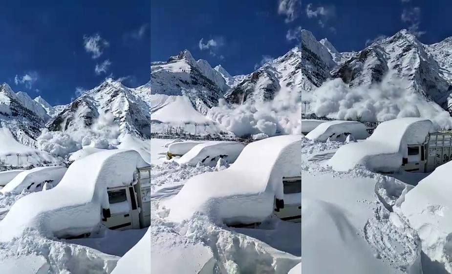 हिमाचल प्रदेश में मार्च में भी बर्फबारी का दौर जारी है. किन्नौर, लाहौल स्पीति, चंबा, कुल्लू, शिमला, मनाली और ऊंचाई वाले इलाकों में गुरुवार को बर्फबारी हुई है.