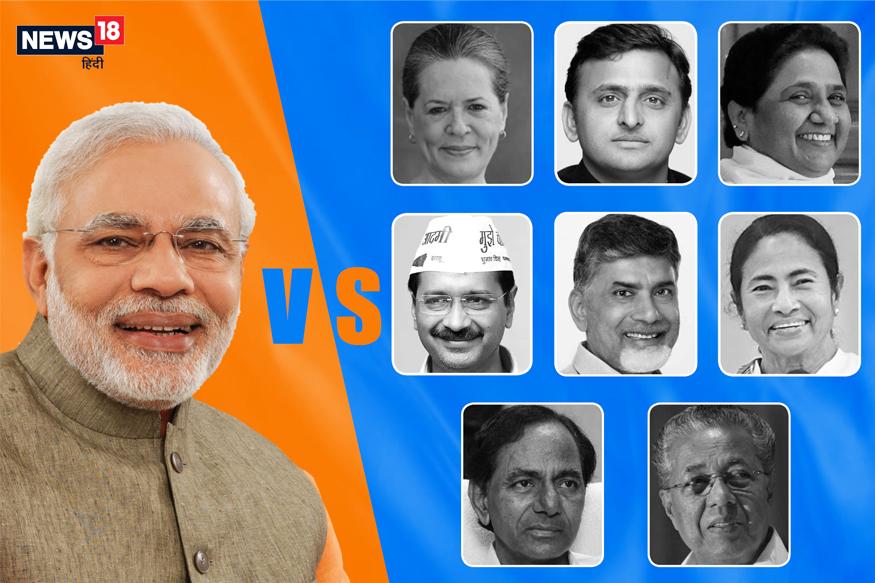 Modi-vs-all
