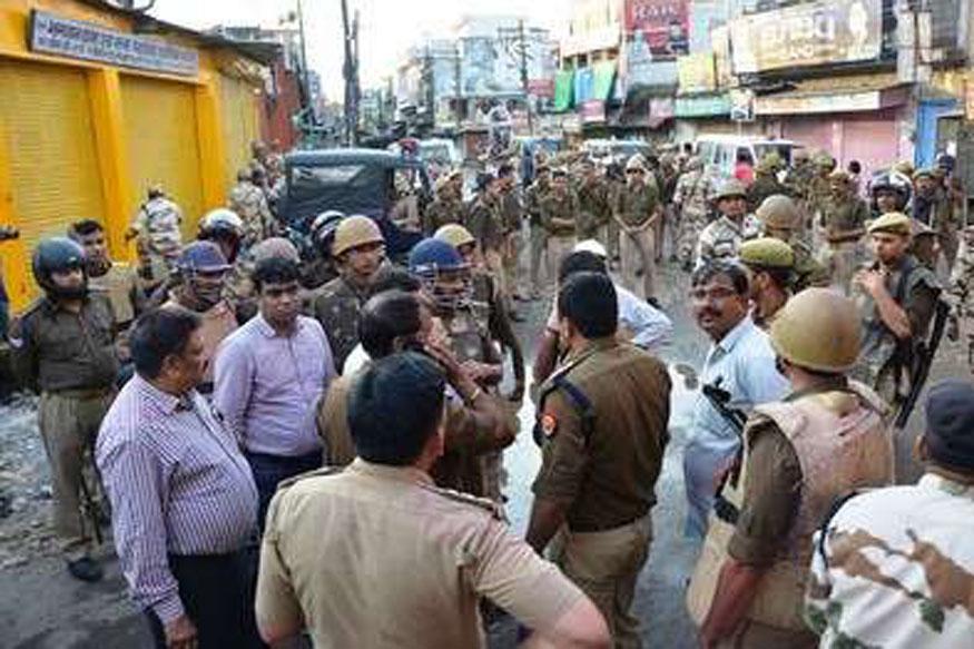 बरेली: होली में माहौल बिगाड़ने की कोशिश, राम बारात के दौरान फायरिंग व पथराव, 8 घायल