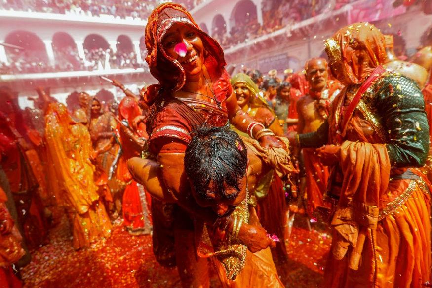Image result for Holi: भारत ही नहीं इन 9 देशों में भी मनाया जाता है 'रंगों का त्योहार'