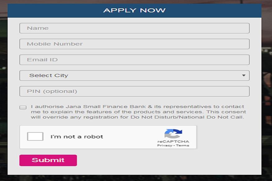 જો તમે આ યોજનામાં રોકાણ કરવા માંગો છો, તો તમે બેંકની વેબસાઇટ www.janabank.com ની મુલાકાત લઈને અથવા નજીકની શાખાનો સંપર્ક કરીને અરજી કરી શકો છો.
