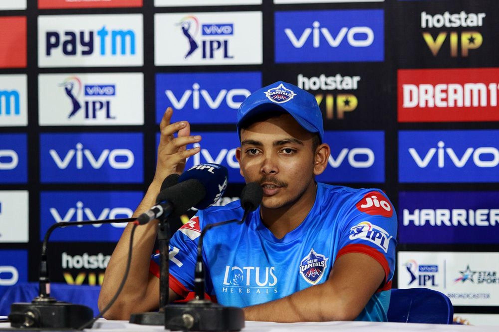 - आईपीएल 2019 के 40वें मुकाबले में राजस्थान रॉयल्स को हरा दिल्ली पॉइंट्स टेबल में पहले स्थान पर पहुंच गई थी. इस मैच में सबसे बड़े स्टार रहे रिषभ पंत थे. (PC - IPL)