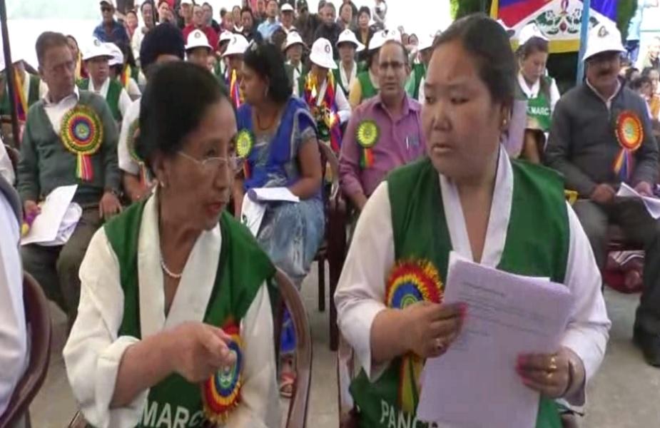 भारत तिब्बत सहयोग मंच के माध्यम से जन जागरण का काम किया जा रहा है. प्रयास किया जा रहा है कि पूरे विश्व में यह संदेश जाए कि चीन जल्द-से-जल्द तिब्बत को आजाद करे.