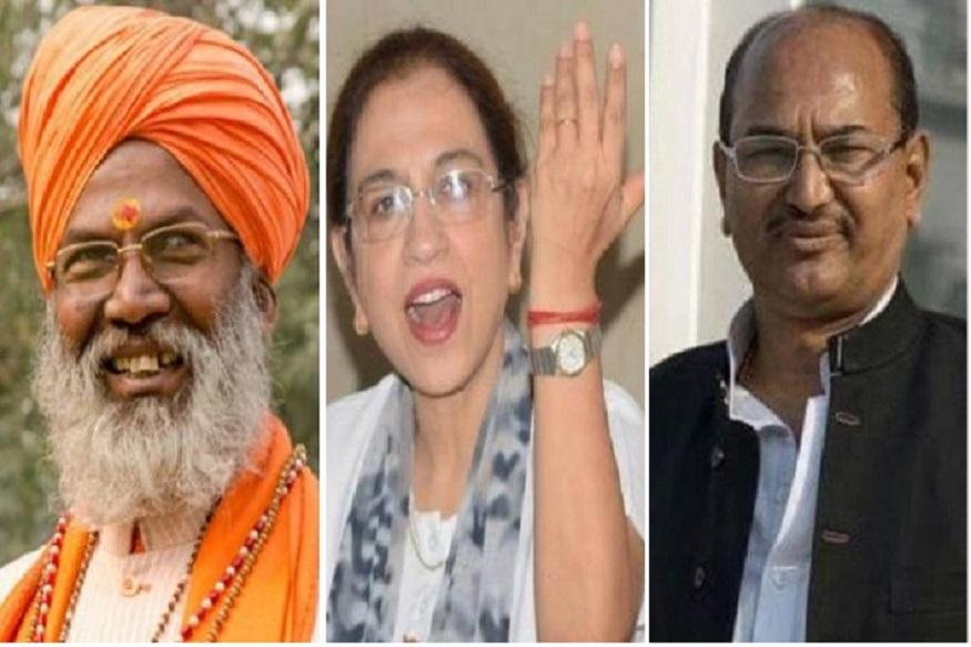 उत्तर प्रदेश की उन्नाव सीट पर बीजेपी से साक्षी महराज, कांग्रेस से अनु टंडन और महागठंबधन से सपा के अरुण शंकर शुक्ला उम्मीदवार है. साल 2014 के चुनाव में बीजेपी ने यहां से अरुण शंकर शुक्ला को हराकर कर 310,073 मतों से जीत दर्ज की थी. जो प्रत्याशी साल 2014 के चुनाव में इस सीट पर लड़ रहे थे, वही इस बार भी मैदान में हैं.