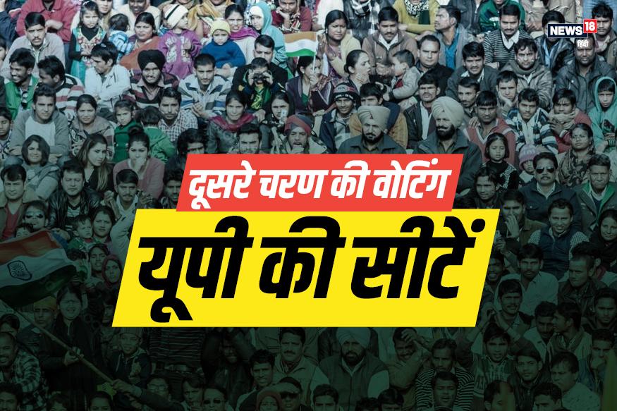 लोकसभा चुनाव 2019 के दूसरे फेज की वोटिंग में यूपी की 8 और अहम सीटों पर वोटिंग होनी है. इन सीटों में नगीना, अमरोहा, बुलंदशहर, अलीगढ़, हाथरस, मथुरा, आगरा, और फतेहपुर सीकरी शामिल हैं. इन सभी सीटों पर 2014 में बीजेपी ने जीत दर्ज की थी, हालांकि महागठबंधन के मजबूत जातीय समीकरण के सामने इस बार लड़ाई टक्कर की नज़र आ रही है.