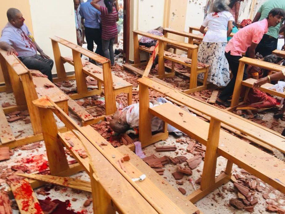 मिली जानकारी के अनुसार मरने वालों की संख्या अभी और भी बढ़ सकती है. अभी तक हमले के कारणों का पता नहीं लग पाया है.जानकारी के अनुसार पहला विस्फोट कोलंबों के सेंट एंटोनी चर्च में हुआ.