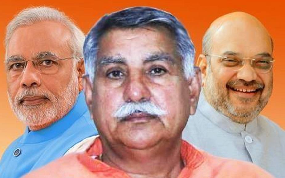 भिवानी-महेंद्रगढ़ सीट से मौजूदा सांसद धर्मबीर को भाजपा ने दोबारा मैदान में उठाया है. धर्मबीर चार बार विधायक रह चुके हैं. वो एक बार प्रदेश सरकार में कैबिनेट मंत्री रहे और वर्ष 2014 में भाजपा की टिकट पर चुनाव लड़ा और पूर्व सांसद एवं कांग्रेस प्रत्याशी श्रुति चौधरी को हराकर सांसद बने.