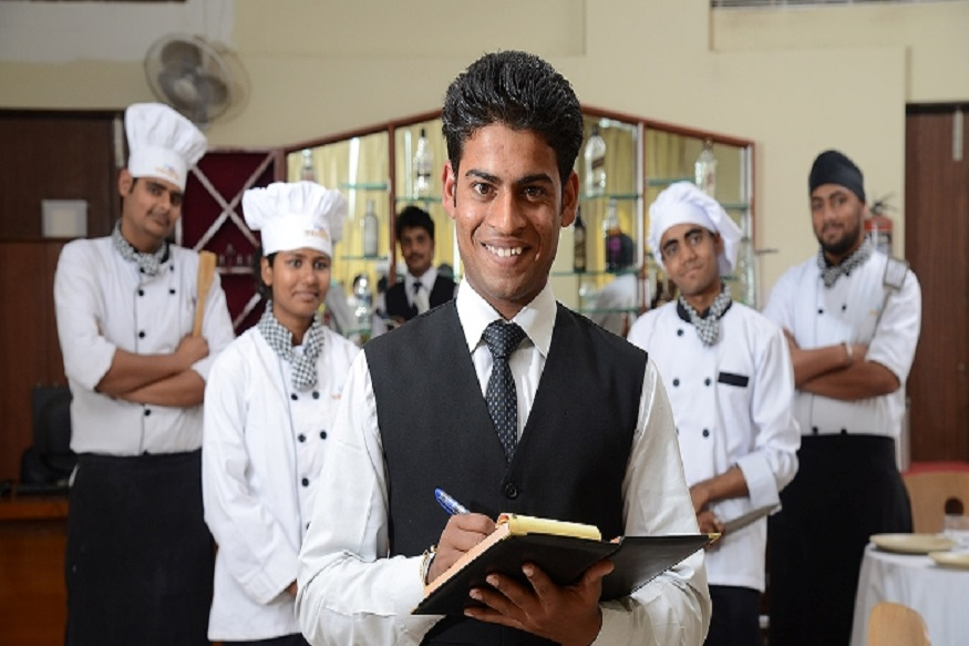Hotel management course, career after class 12, career for 12th fail, course option for 12th fail students