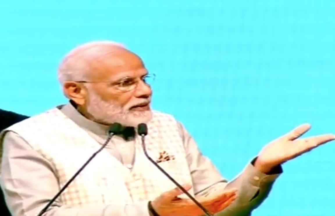 pm narendra modi, bjp, congress, traders convention, narendra modi speech, पीएम नरेंद्र मोदी, बीजेपी, कांग्रेस, व्यापारी सम्मेलन, नरेंद्र मोदी भाषण