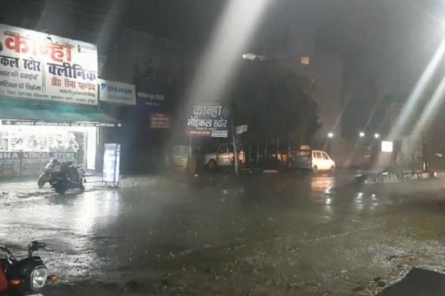 rain haridwar