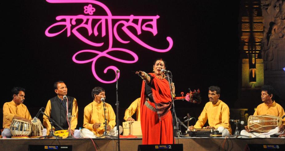 पंडवानी गायिका डॉ. तीजन बाई
