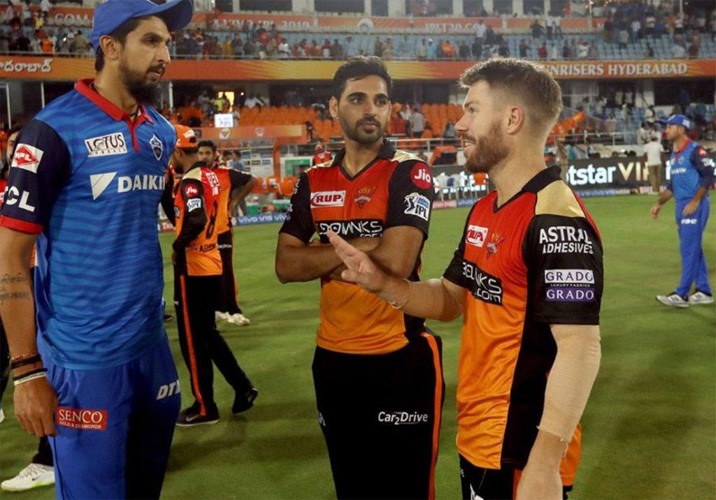 डेविड वॉर्नर साल 2013 से आईपीएल खेल रहे हैं और पहले सीजन में उन्होंने 410 रन बनाए थे. वे आईपीएल में अब तक 123 मैचों में 42.74 की औसत से 4531 रन बना चुके हैं. इसमें चार शतक और 42 अर्धशतक शामिल हैं. (Photo: IPL)
