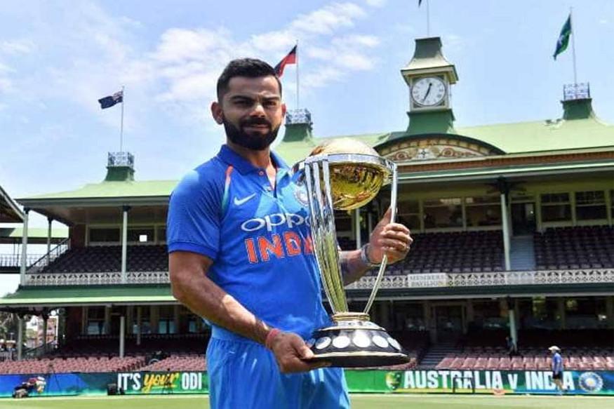30 मई से शुरू होने वाले ICC क्रिकेट वर्ल्ड कप से पहले विराट कोहली को साउथ अफ्रीका के पूर्व कप्तान केपलर वेसल्स ने सलाह दी है. (PC - BCCI)