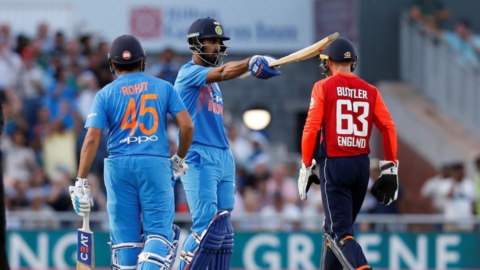 वर्ल्ड कप मेजबान इंग्लैंड से टीम इंडिया का हिसाब बराबर का है. टीम इंडिया को 3 मैचों में जीत और 3 में हार मिली है. (PC - ICC)