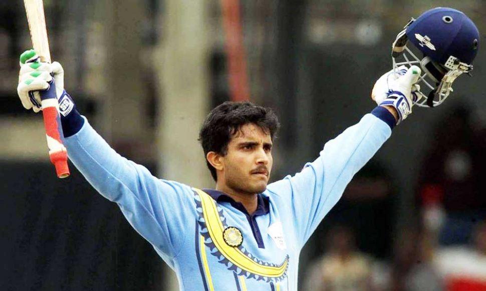 - इसमें सौरव गांगुली ने कप्तान के तौर पर खेलते हुए एक वर्ल्ड कप में तीन शतक मारने का रिकॉर्ड है. (PC -BCCI)