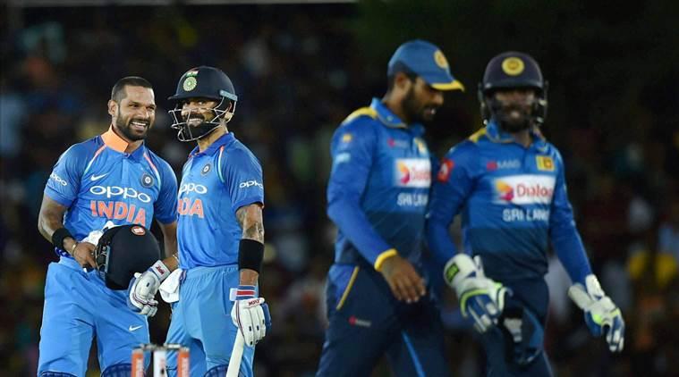 वर्ल्ड कप में श्रीलंका के खिलाफ टीम इंडिया 3 मैच जीती है, वहीं 4 में उसको हार का सामना करना पड़ा है. (PC - ICC)