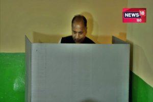 सीएम जयराम ठाकुर ने कहा कि इस बार मतदाताओं में मतदान को लेकर भारी उत्साह देखने को मिल रहा है.