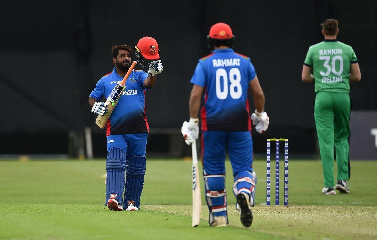 मोहम्मद शहजाद ने 40 गेंदों में अर्धशतक पूरा किया और इसके बाद अगली 48 गेंदों में वो शतक तक पहुंच गए.