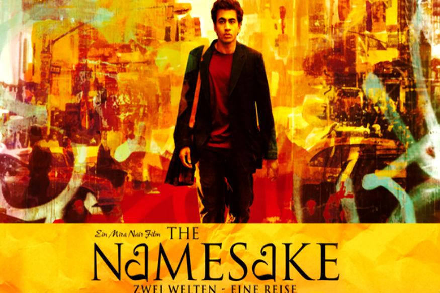 मीरा नायर की फिल्म नेमसेक का पोस्टर
