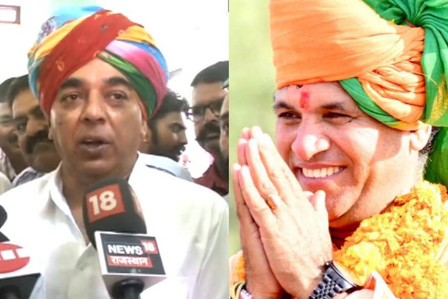 बाड़मेर में बीजेपी के कैलाश चौधरी ने कांग्रेस के मानवेंद्र सिंह को 323808 वोटों से हराया है.