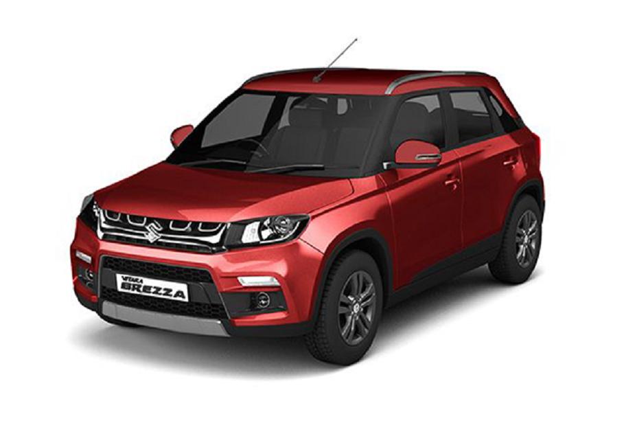 Maruti Suzuki Vitara Brezza (30 हजार रुपये का डिस्काउंट) : भारत की बेस्ट सेलिंग एसयूवी मारुति सुजुकी विटारा ब्रेजा पर कंपनी 15 हजार रुपये कैश डिस्काउंट के साथ 15 हजार रुपये एक्सचेंज बोनस दे रही है.