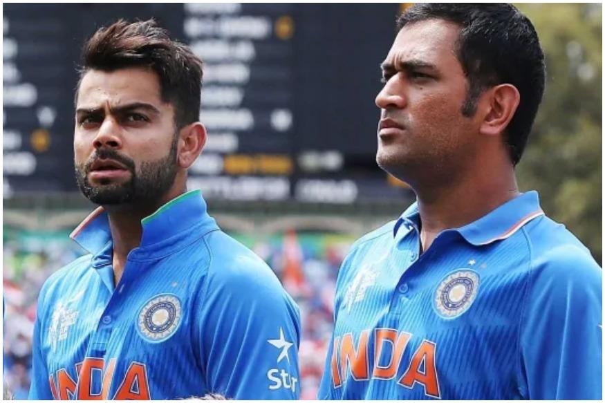 2015 वर्ल्ड कप और जर्सी: पिछले वर्ल्ड कप में भारतीय टीम ने नीले रंग की जर्सी पहनकर मैदान में उतरी थी, जो कि रिसाइकल्ड प्लास्टिक की बोतलों से बनी थी. जबकि जर्सी पर देश का नाम नारंगी रंग और प्रायोजक का सफेद रंग में लिखा था.