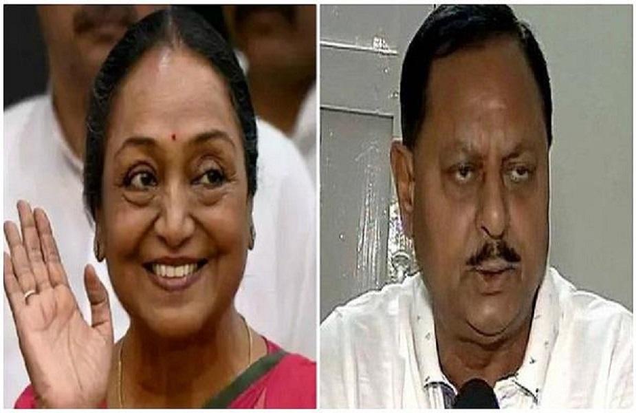 सबसे अधिक चौथी बार सासाराम में कांग्रेस की मीरा कुमार और भाजपा के छेदी पासवान एक-दूसरे के सामने हैं. 2014 में छेदी पासवान ने मीरा कुमार को हराया था.