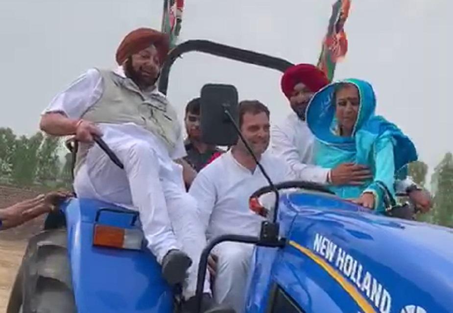 वहीं पश्चिम बंगाल में हुई हिंसा पर उन्होंने कहा कि मोदी जहां गलत बोलेंगे वहां हिंसा तो होगा ही. वहीं उन्होंने कहा कि कर्ज न देने वाले किसानों को जेल में नहीं डालेंगे. हम नीरव मोदी को जेल में डालेंगे.