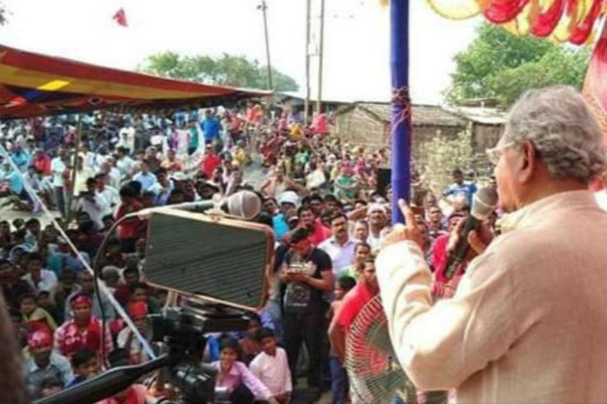 वामदलों के प्रमुख नेता सीताराम येचुरी खुद कन्हैया के प्रचार में उतरे थे.