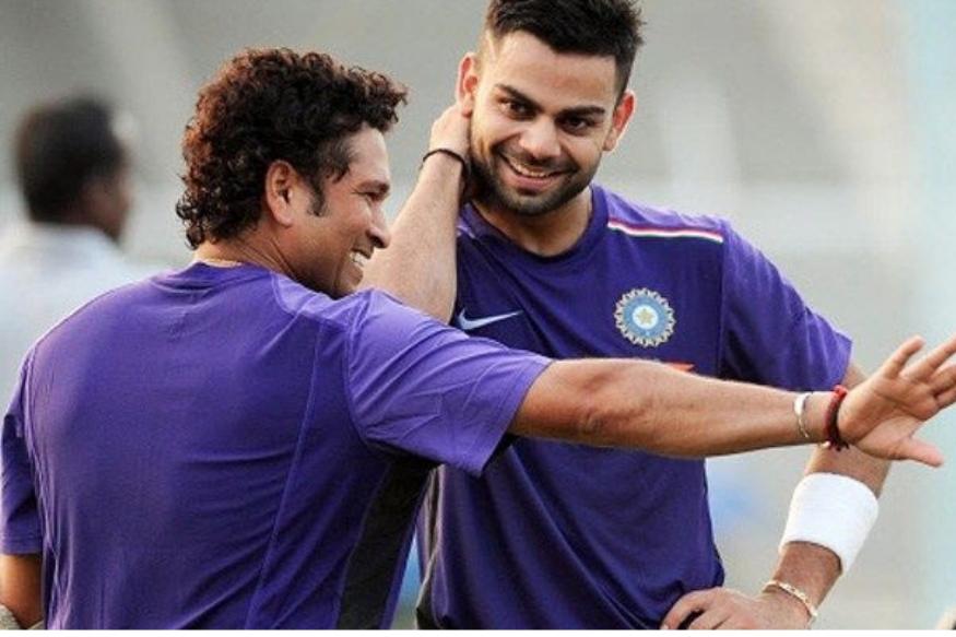 इस दिग्गज खिलाड़ी ने कहा - कोहली अब तक के बेस्ट क्रिकेटर, सचिन से भी बेहतर
