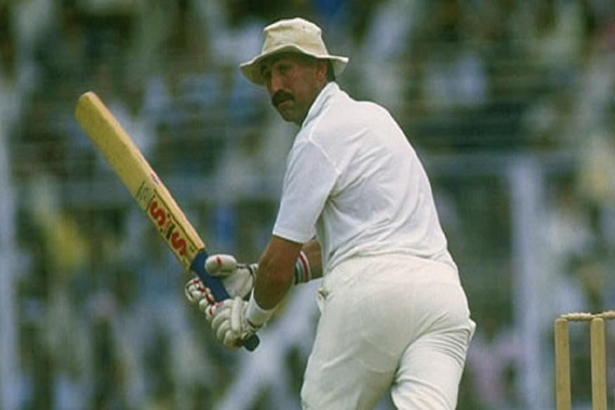 World Cup 1987 semi-final: Graham Gooch sweeps Indian dreams aside