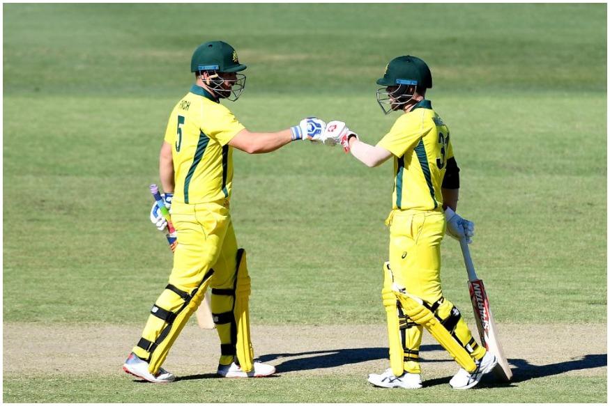 आईसीसी क्रिकेट वर्ल्ड कप 2019 के चौथे मुकाबले में ऑस्ट्रेलिया ने अफगानिस्तान को एकतरफा अंदाज में 7 विकेट से हरा दिया. अफगानिस्तान के खिलाफ ऑस्ट्रेलिया की जीत में उसके गेंदबाजों का तो हाथ रहा ही लेकिन कप्तान एरॉन फिंच और डेविड वॉर्नर की अर्धशतकीय पारियों ने भी जीत में अहम योगदान दिया.