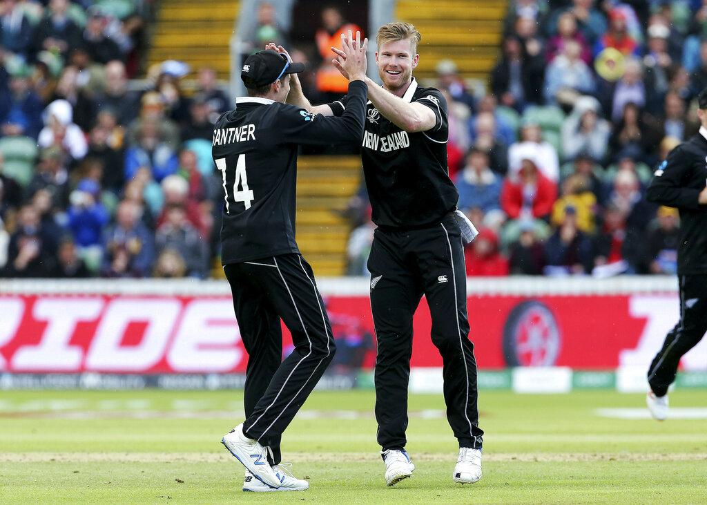 आईसीसी क्रिकेट वर्ल्ड कप 2019 में न्यूजीलैंड ने अबतक शानदार प्रदर्शन किया है. टीम को अबतक एक भी मैच में हार का सामना नहीं करना पड़ा है. उसने तीन मैच जीते हैं और एक मैच बारिश के चलते रद्द रहा है.