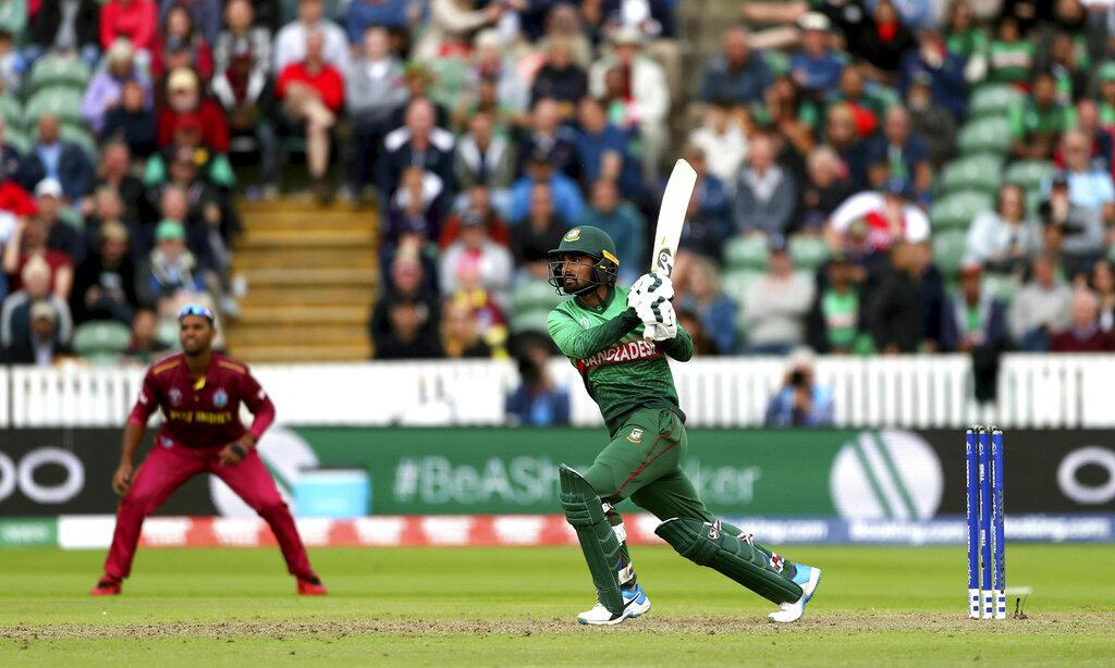 बांग्लादेश ने पहली बार वेस्टइंडीज को वर्ल्ड कप में मात दी. वर्ल्ड कप में चेज करते हुए ये वेस्टइंडीज के खिलाफ सबसे बड़ी जीत भी है.