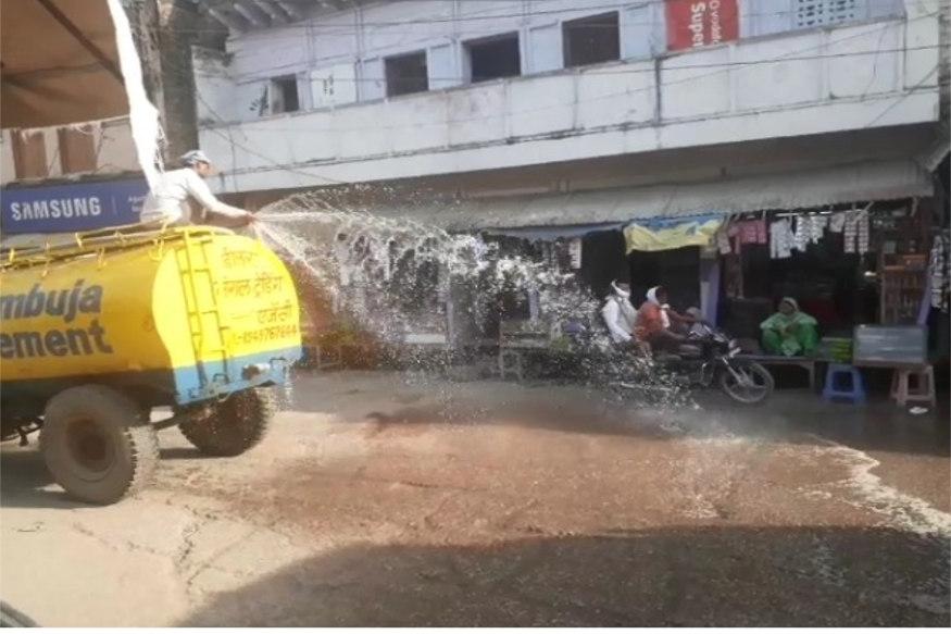 gruesome Heat in Rajasthan, राजस्थान में भीषण गर्मी