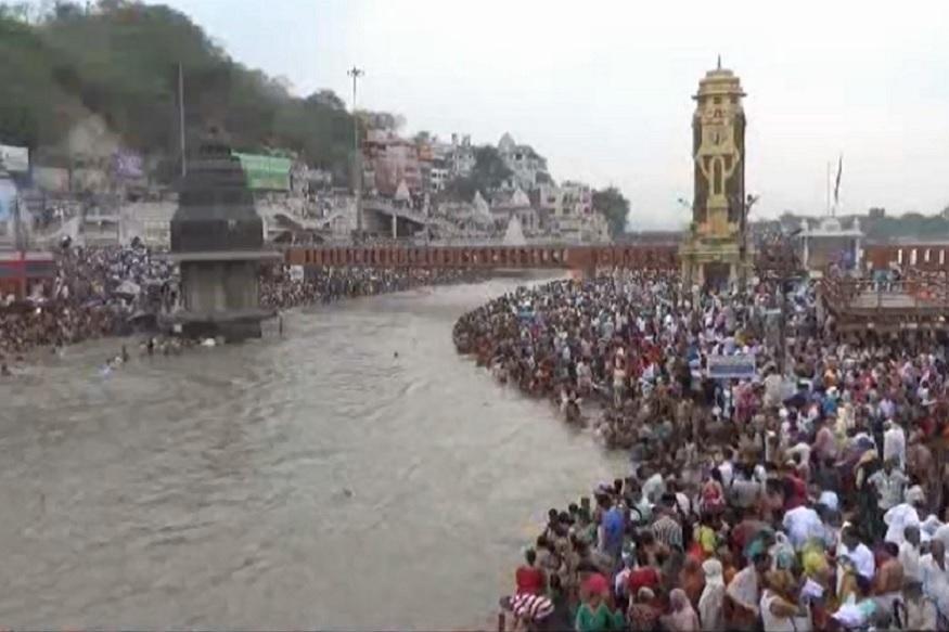 Haridwar somvati amavasya snan