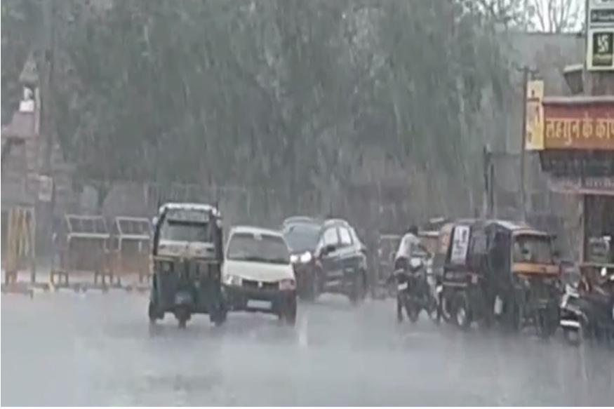 Weather change in rajasthan- राजस्थान में मौसम में बदलाव।