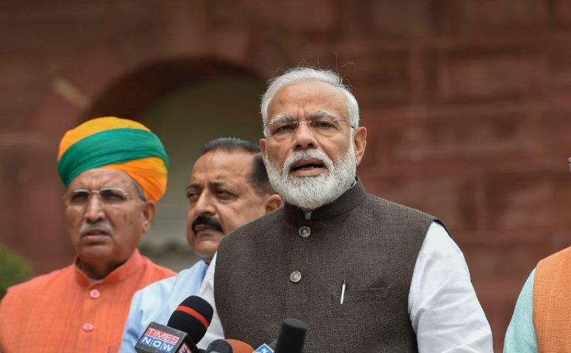 तीन तलाक़, जल संकट और महिला सशक्तिकरण समेत इन मुद्दों पर खुलकर बोले PM मोदी