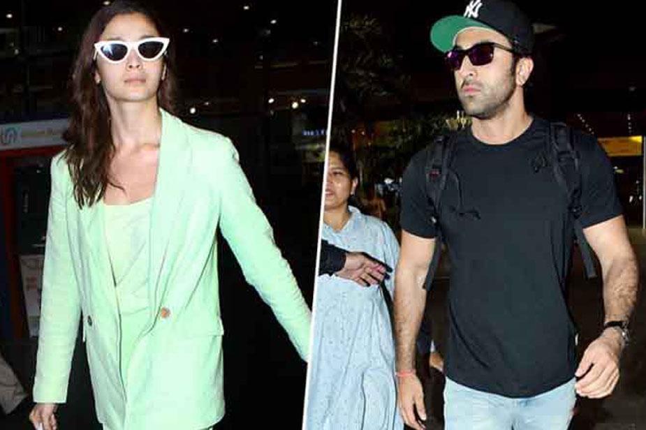 સોમવારે રાત્રે મુંબઈના એરપોર્ટ પર બંને સિતારાઓ જોવા મળ્યા, જેની તસવીર હવે વાયરલ છે. હવે ટીમ ફિલ્મનું બાકીનું શૂટિંગ નવેમ્બરમાં પૂર્ણ કરશે.