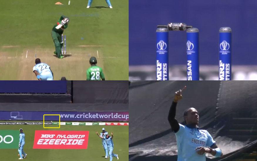 jofra archer, jofra archer bowl, england vs bangladesh, icc cricket world cup 2019, jofra archer fastest bowl, जोफ्रा आर्चर, क्रिकेट वर्ल्ड कप 2019, जोफ्रा आर्चर स्पीड