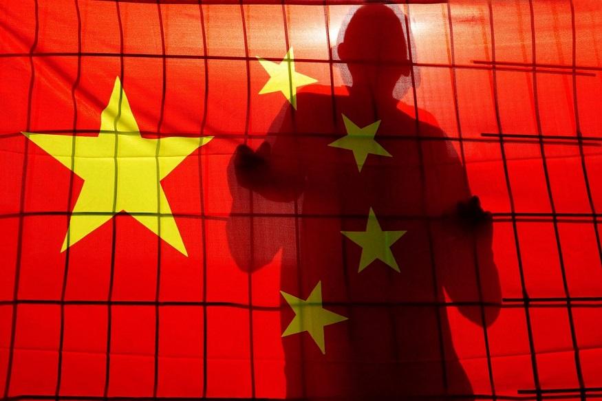 china crime