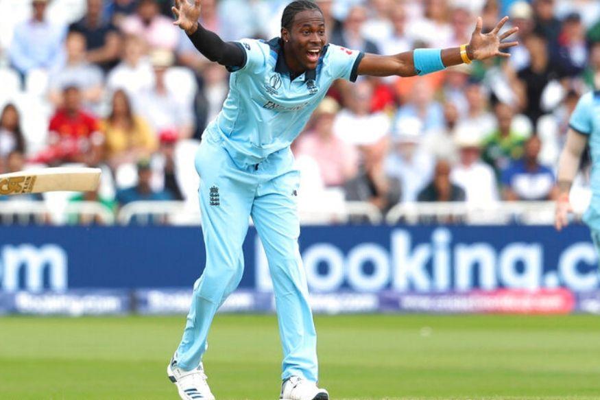 जोफ्रा आर्चर इंग्लैंड की गेंदबाजी का प्रमुख हिस्सा हैं (ap)