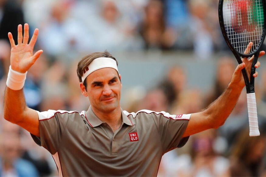 टेनिस स्टार रोजर फेडरर इस लिस्ट में पांचवें स्थान पर हैं जिन्होंने पिछले 12 महीने में सालाना 93.4 मिलियन डॉलर की कमाई की हैं. (ap)