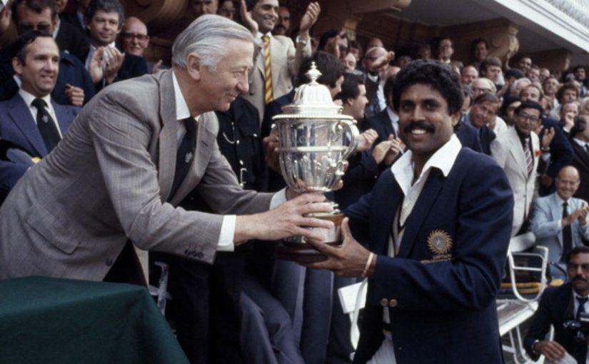 36 साल पहले आज ही के दिन टीम इंडिया ने जीता था पहला वर्ल्ड कप