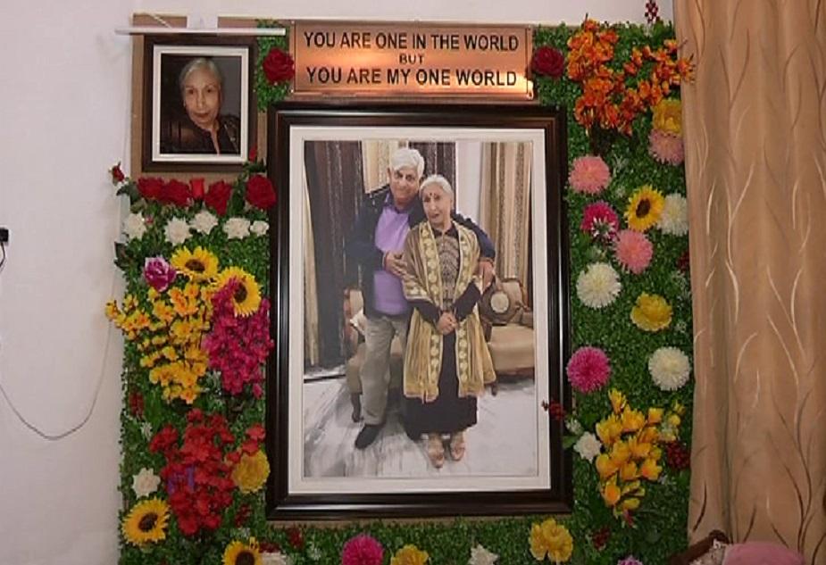 विजय कुमार के मुताबिक शाहजहां ने मुमताज की याद में ताजमहल बनवाया था. ऐसा ही प्रेम उन्हें अपनी दिवंगत पत्नी के लिए अभी भी है और आगे भी रहेगा. उन्होंने कहा कि उन्हें नहीं लगता कि उनकी पत्नी अब इस दुनिया में नहीं हैं.