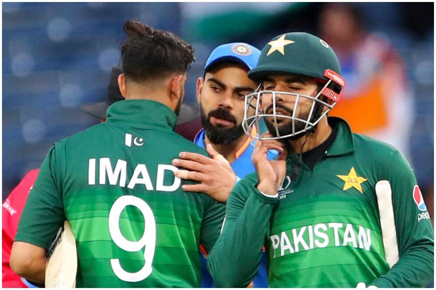पाकिस्तान की टीम इस वर्ल्ड कप में अबतक 19 छक्के लगा पाई है. भारत ने अबतक 16 छक्के लगाए हैं. बांग्लादेश ने भी 12 छक्के लगाए हैं.