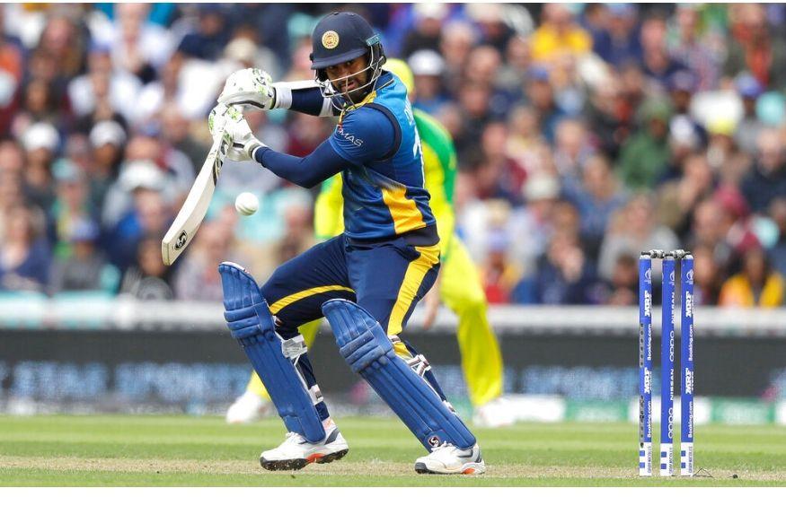 कप्तान करूणारत्ने 97 रन बनाकर आउट हो गए (ap)