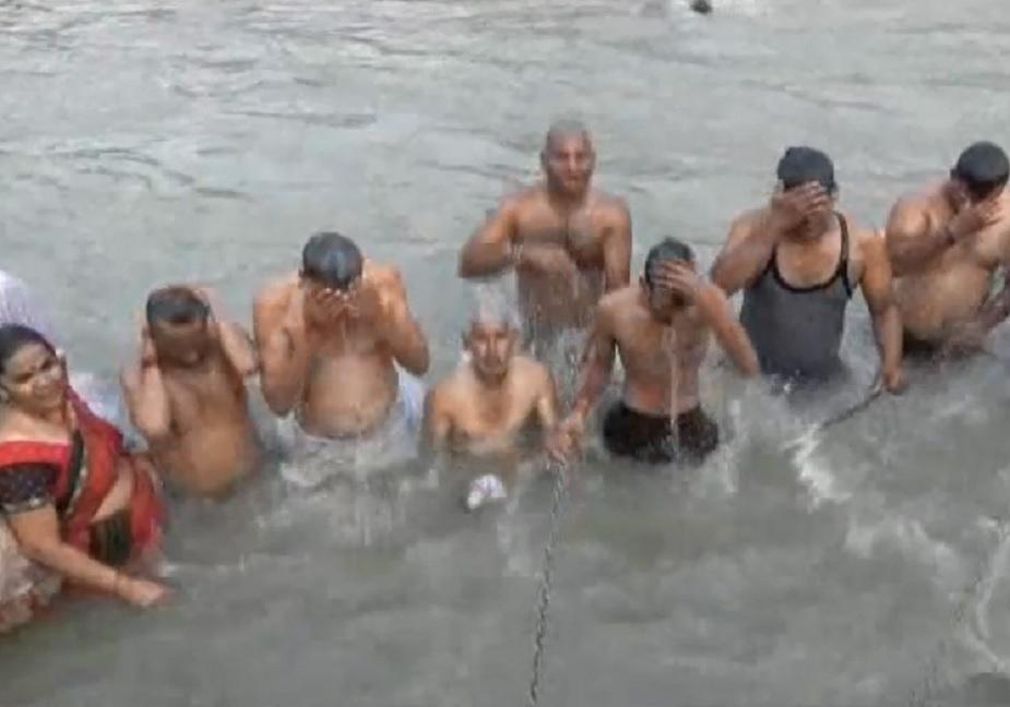 somvati amavasya snan Haridwar 4