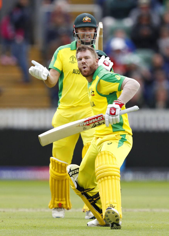 david warner century, david warner world cup 2019, australia vs pakistan match, icc cricket world cup 2019, डेविड वॉर्नर, ऑस्ट्रेलिया पाकिस्तान मैच, क्रिकेट वर्ल्ड कप 2019