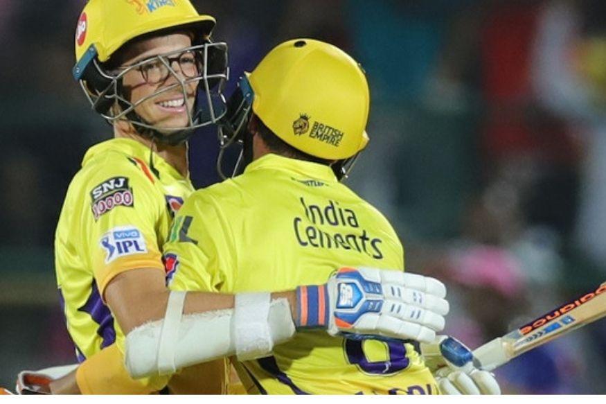 मिचेल सेंटनर आईपीएल में चेन्नई सुपर किंग्स के लिए खेलते हैं (AP)